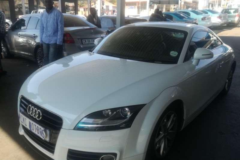 Audi TT 1.8 TFSI 2014