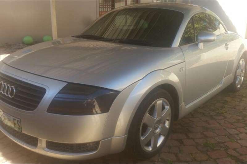 Audi TT 1.8T Quattro 165kw 2001