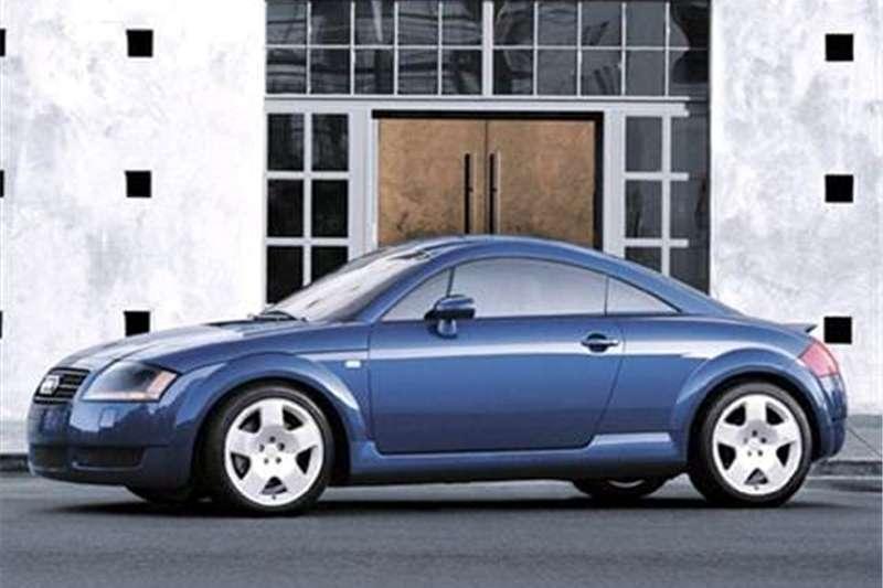 Audi TT 1.8T quattro coupé 2003