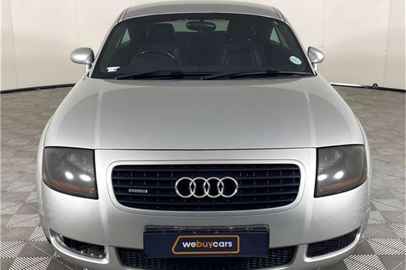 Used 2000 Audi TT 1.8T quattro coupé