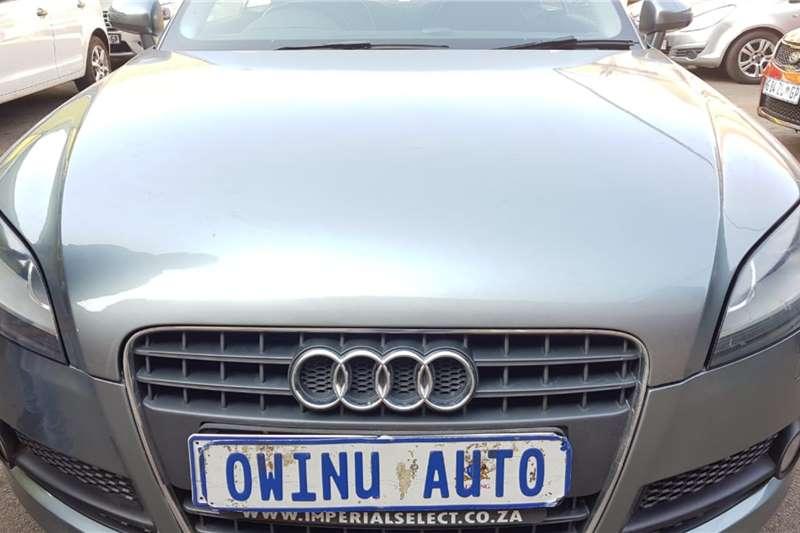 Used 2010 Audi TT 2.0T roadster