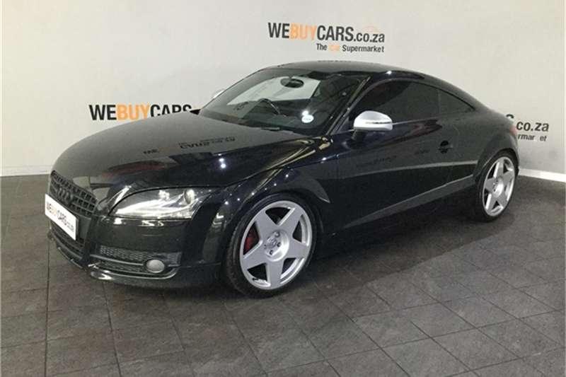 Audi TT 2.0T s-tronic 2007