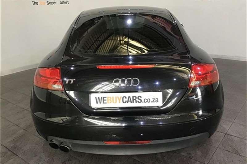 Audi TT 2.0T s tronic 2007