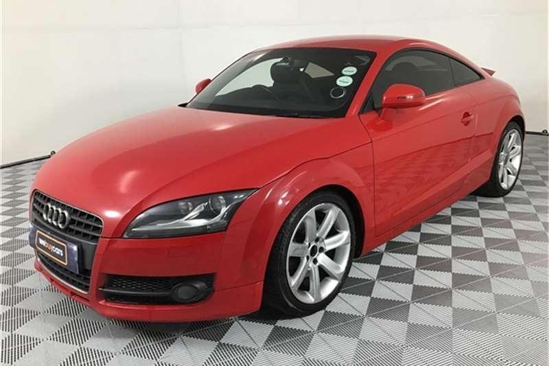 Audi TT 2.0T s tronic 2010