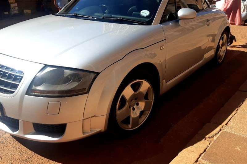 Used 2004 Audi TT 3.2 quattro