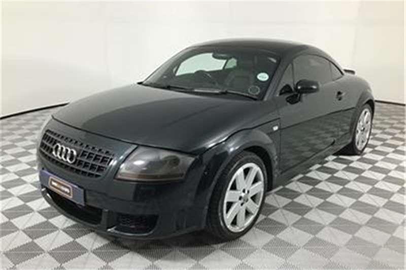 Audi TT 3.2 quattro DSG 2005