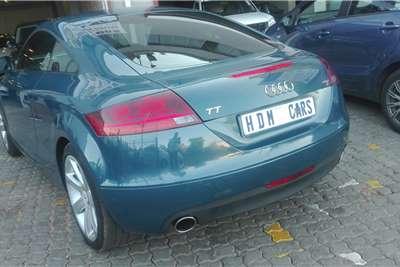 Audi TT 3.2 quattro DSG 2007