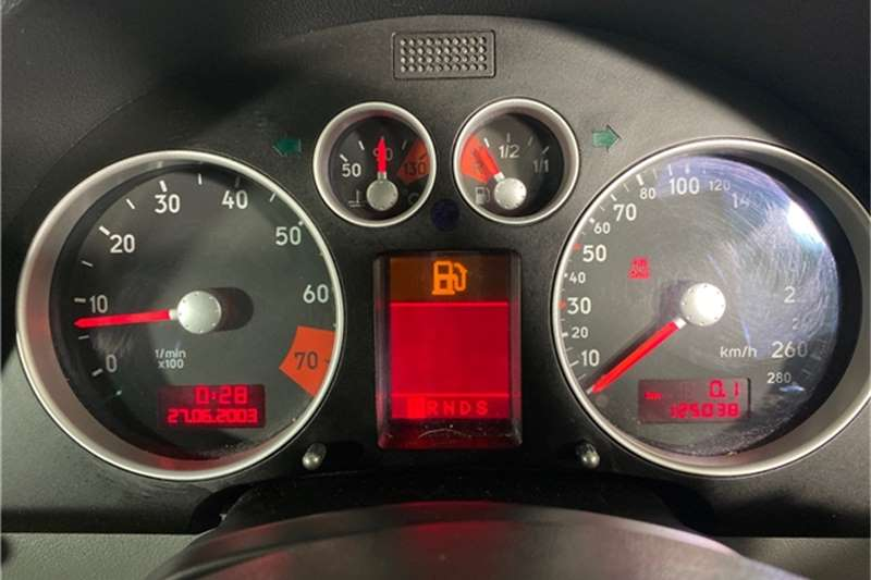 2004 Audi TT 3.2 roadster quattro DSG