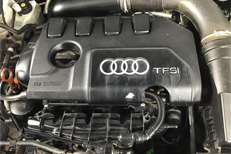 Audi TT coupe 2.0T auto 2012