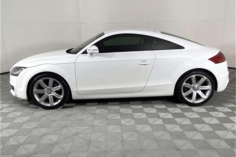 2012 Audi TT TT coupe 2.0T auto