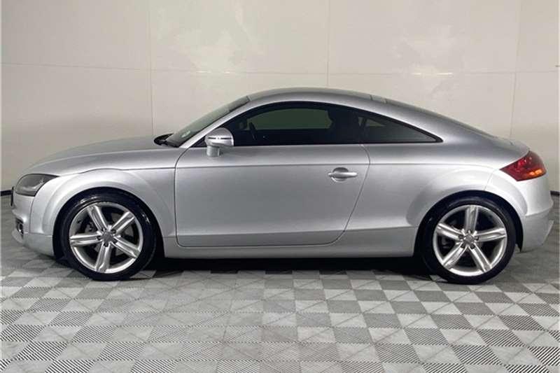 2012 Audi TT TT coupe 2.0T quattro