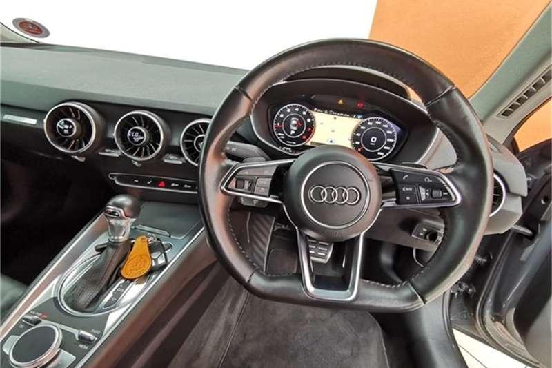 Audi TT coupe 2.0T quattro 2015