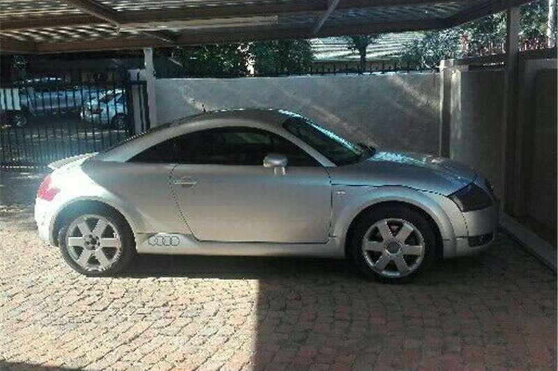 Audi TT Coupe Choose for me 2001