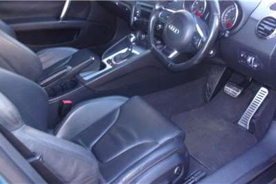 Used 2015 Audi TT Coupe TT 2.0 TFSI COUPE  S TRONIC (45 TFSI)