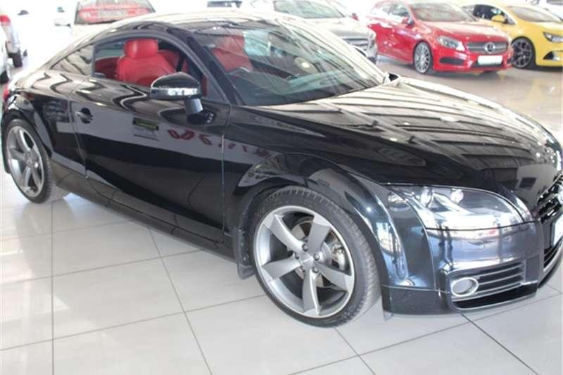 2013 Audi TT coupe 2.0T quattro