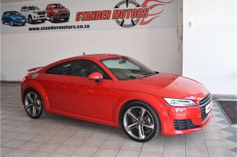 2015 Audi TT coupe 2.0T
