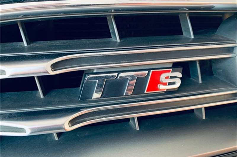 Audi TT S coupe 2.0T quattro competition 2014