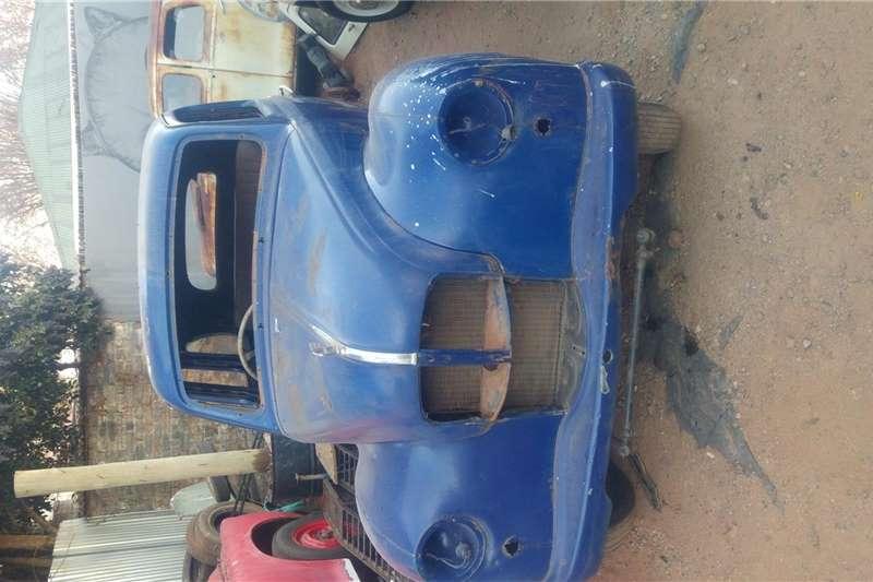 Austin A40 1949