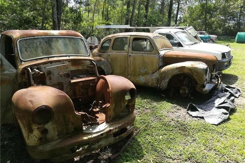 Austin A40 1950