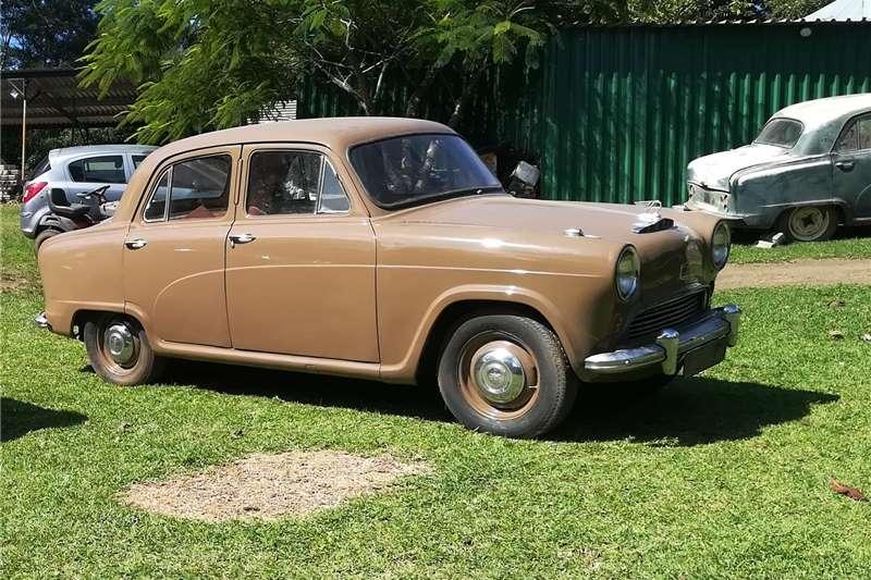 Austin A40 1961