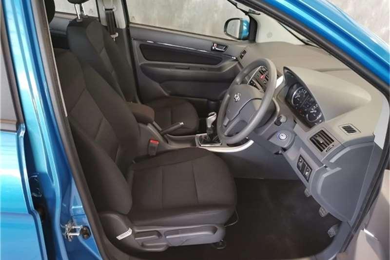 2021 BAIC D20 D20 hatch 1.5 Comfort
