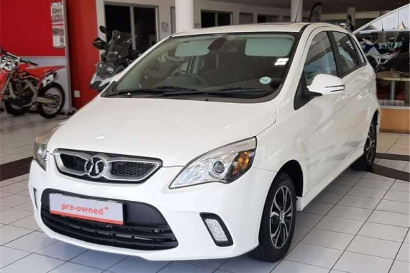 BAIC D20 hatch 1.5 Fashion 2019