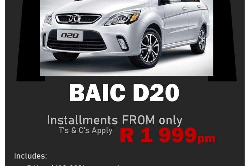 Used 2021 BAIC D20