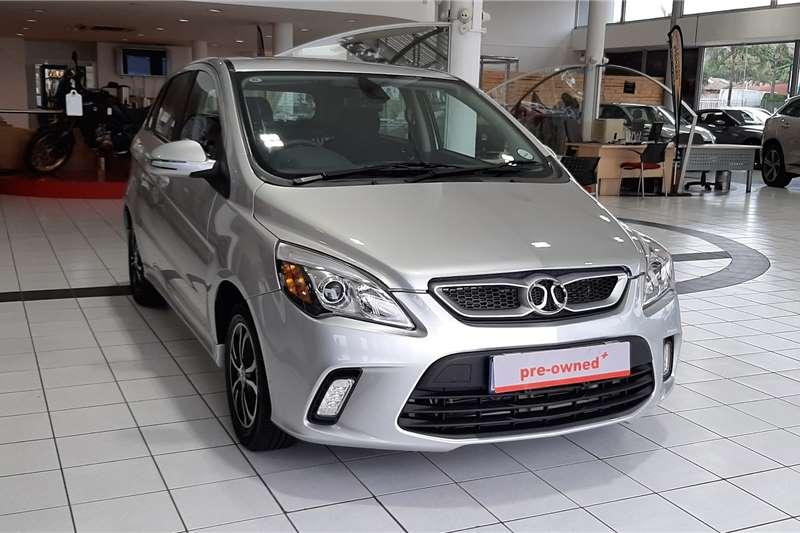 2019 BAIC D20 hatch 1.5 Fashion auto