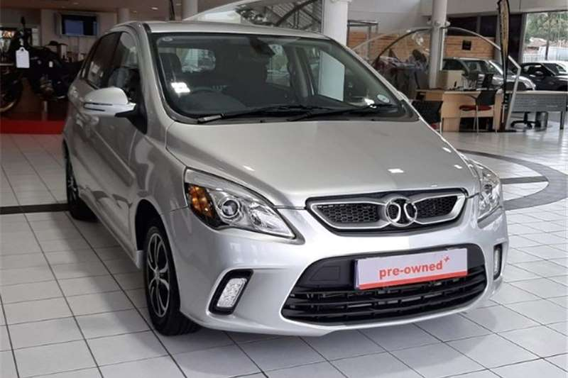 2019 BAIC D20 hatch 1.5 Fashion auto