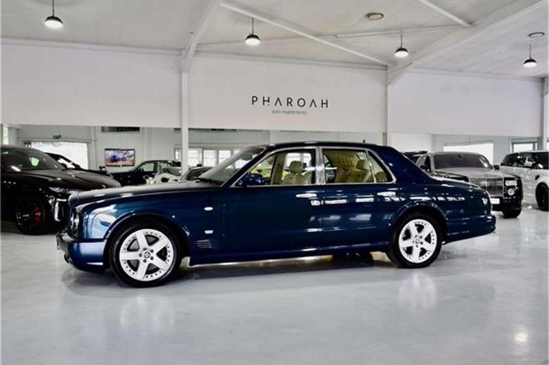 Bentley Arnage T 2006
