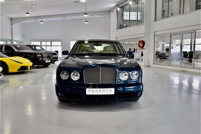 Bentley Arnage T 2006