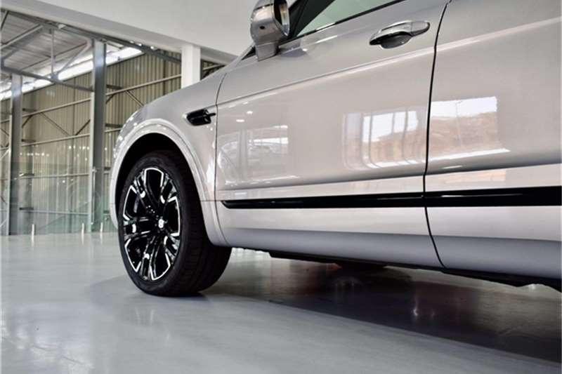 Bentley Bentayga 4.0 TD V8 2018