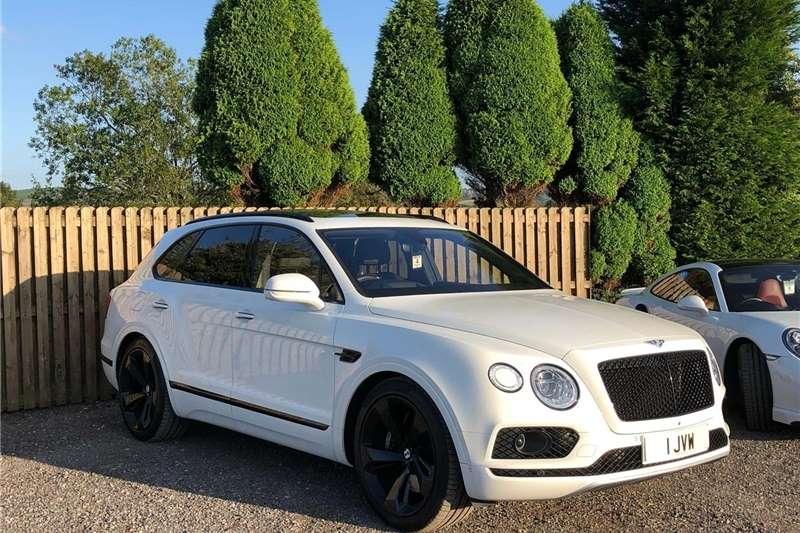 Bentley Bentayga 4.0 V8 2018