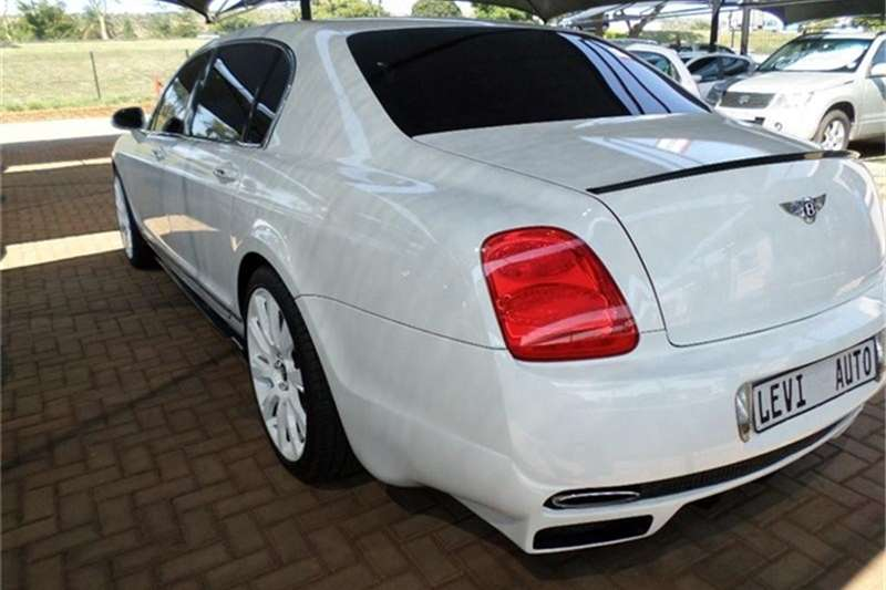 Bentley Continental Flying Spur Speed 2007