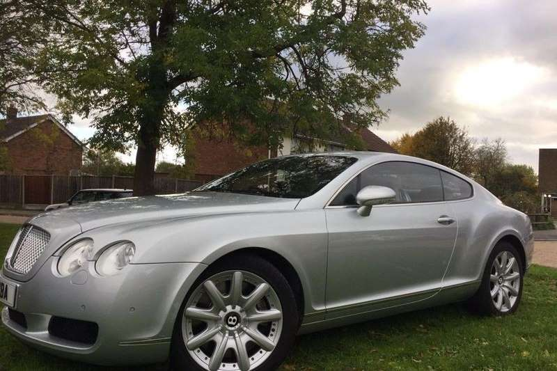 Bentley Continental GT 2004