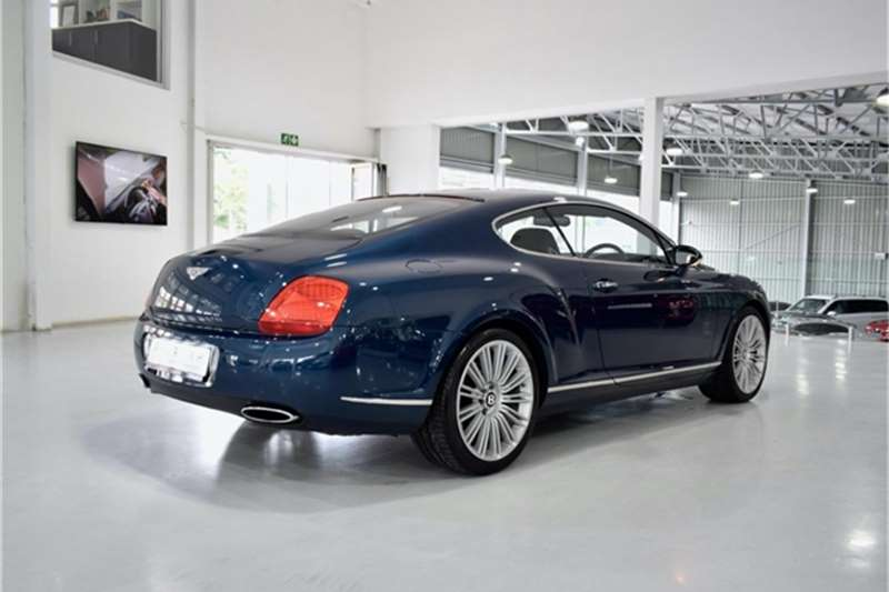 Bentley Continental GT Speed 2009