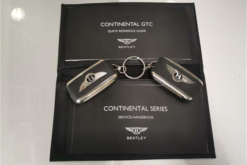 Used 2013 Bentley Continental
