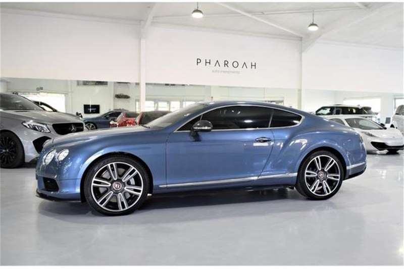 Bentley Continental GT V8 Coupe 2016
