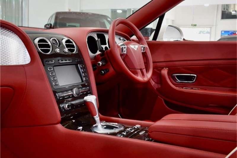 Bentley Continental GTC Speed 2011