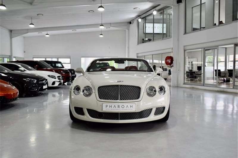 2011 Bentley Continental Continental GTC Speed