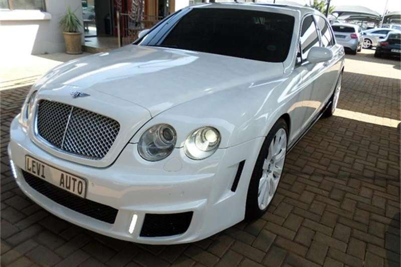 2007 Bentley Continental Flying Spur Speed