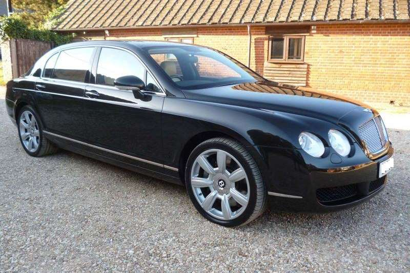 Bentley Flying Spur W12 2007