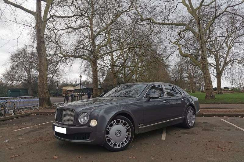 Bentley Mulsanne Speed 2011