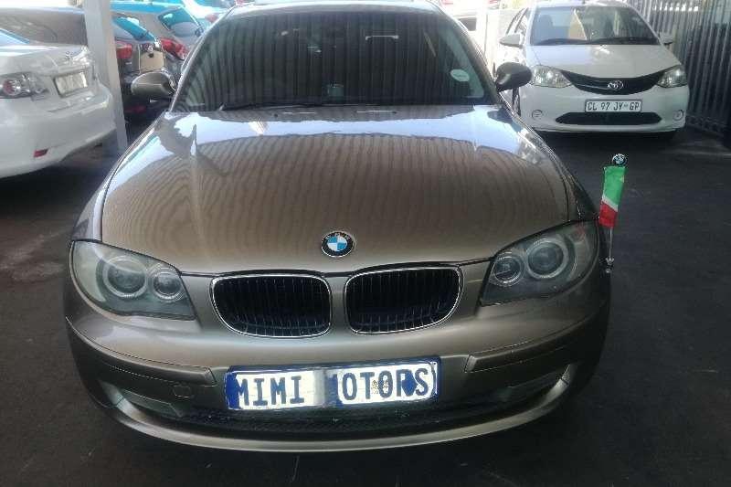BMW 1 Series 116i 2007