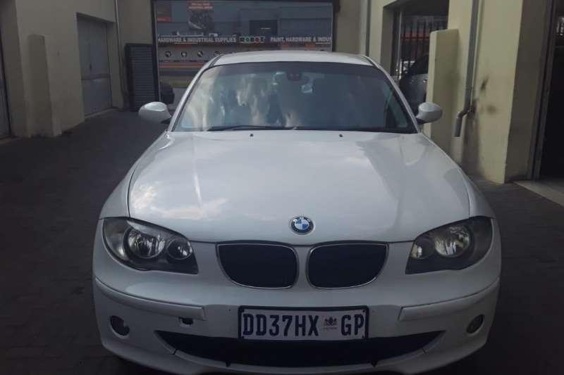 BMW 1 Series 116i 3 door 2009