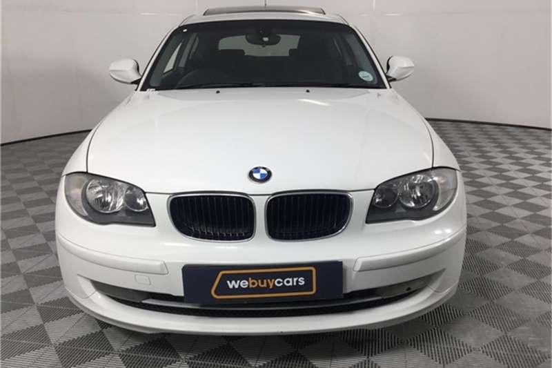 BMW 1 Series 116i 3-door 2010