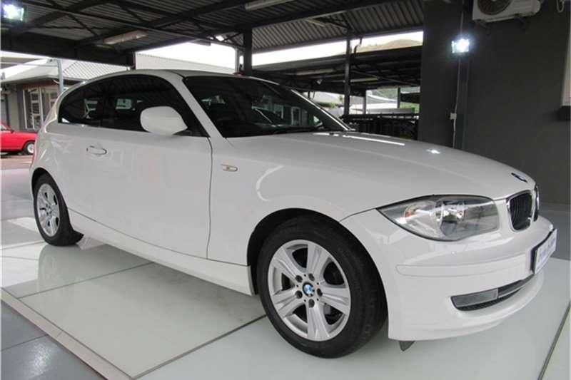 BMW 1 Series 116i 3 door 2011
