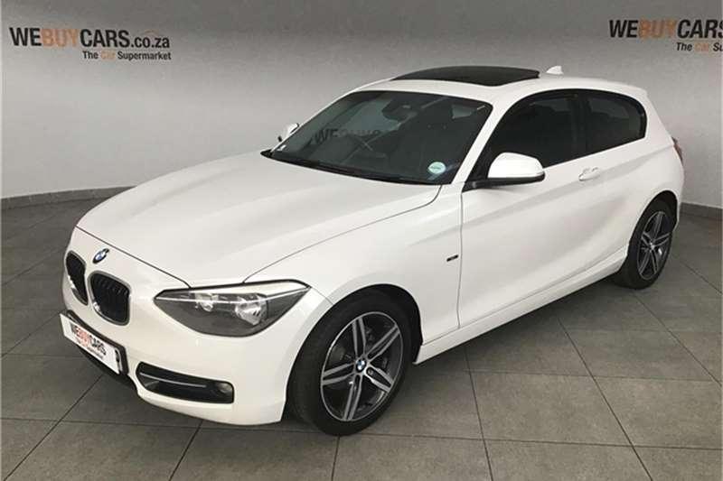 BMW 1 Series 116i 3 door 2012