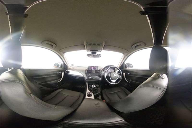 2012 BMW 1 Series 116i 3-door