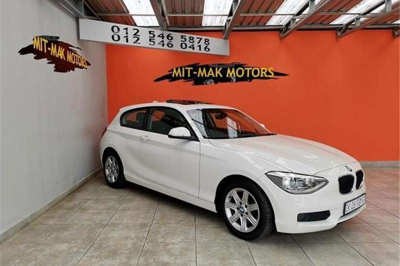 BMW 1 Series 116i 3-Door 2013